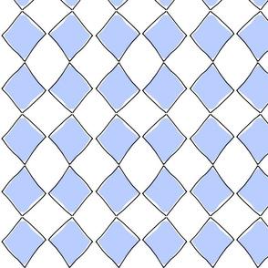 diamond doodle dot