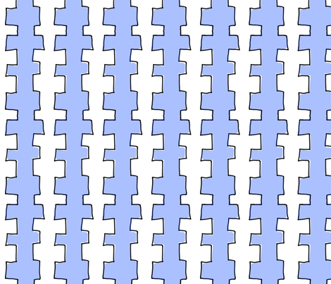 knobby doodle 2 fabric by pattyryboltdesigns on Spoonflower - custom fabric