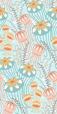 jellyfish garden