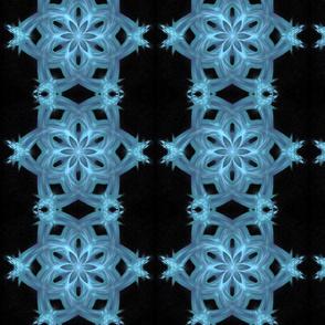 blue-fractal-flame