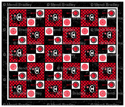 Lil Creeps Cheater Quilt