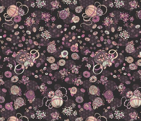 Temari  fabric by teja_jamilla on Spoonflower - custom fabric