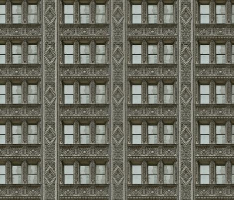 NYC Renaissance fabric by chris on Spoonflower - custom fabric