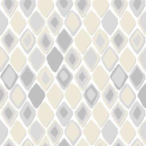 Almas diamond ikat pure fabric by scrummy on Spoonflower - custom fabric