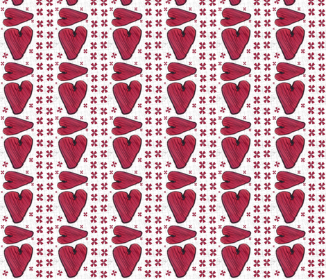 A Simple Equation fabric by donna_kallner on Spoonflower - custom fabric