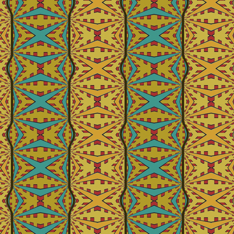 Tonga fabric by david_kent_collections on Spoonflower - custom fabric