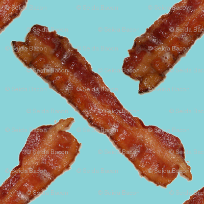 BACON! Light Blue