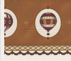 Imperial Balloons Cream, Skirt Set