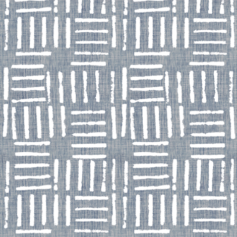 Wicket Press - Provence fabric by kristopherk on Spoonflower - custom fabric