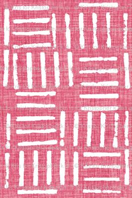 Wicket Press - Pink