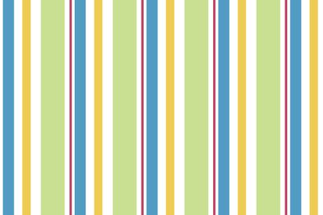Candy_Stripe_Green fabric by designedtoat on Spoonflower - custom fabric
