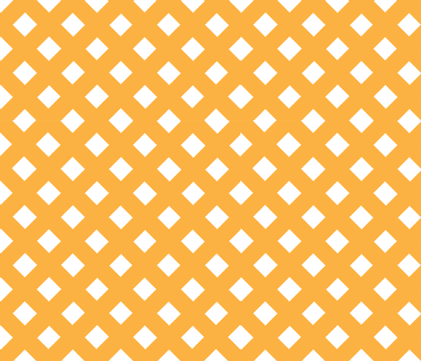 Gold_Diamonds fabric by designedtoat on Spoonflower - custom fabric