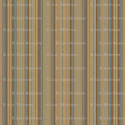 Vintage Stripe in Brown