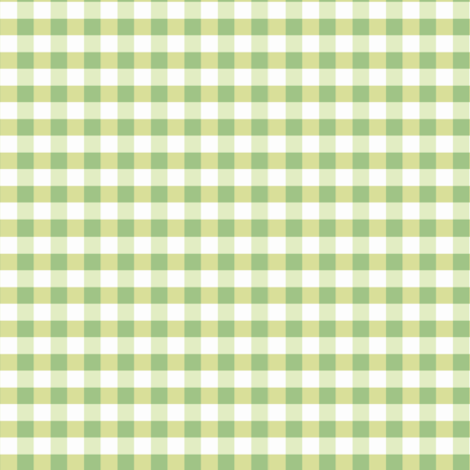 Gingham Lime Lemon Pale Green fabric by rupydetequila on Spoonflower - custom fabric