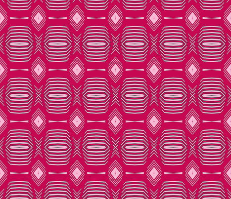 Hot Shadows fabric by marie_s on Spoonflower - custom fabric