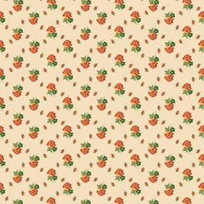 small vintage roses - colorway36