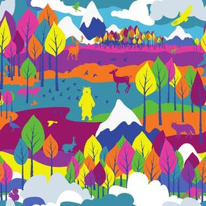 Color Mountain