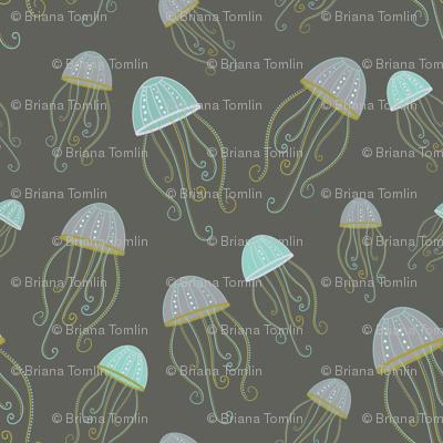 Jellyfish Bloom