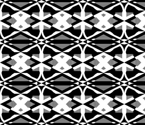 Blocky 5 fabric by animotaxis on Spoonflower - custom fabric