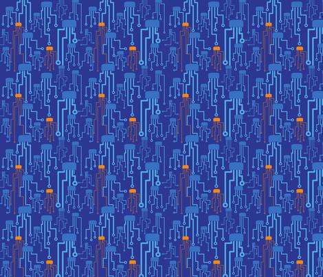 gd_kennedym_jellyfishrepeat fabric by masonkennedy on Spoonflower - custom fabric