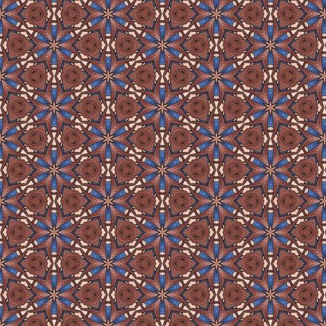 Toshio's Star Anise fabric by siya on Spoonflower - custom fabric