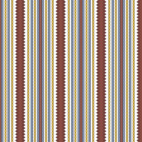 Toshio's Stripes fabric by siya on Spoonflower - custom fabric