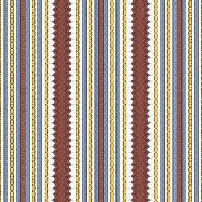 Toshio's Stripes