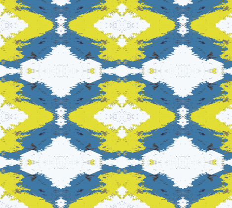 Barefoot Sailing fabric by susaninparis on Spoonflower - custom fabric