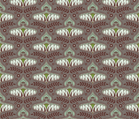 calleis_spring fabric by holli_zollinger on Spoonflower - custom fabric