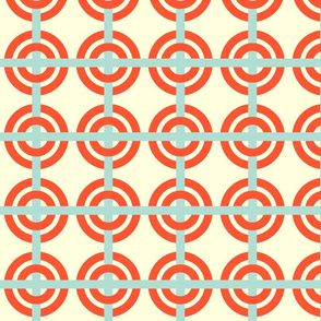 Orange mod circles
