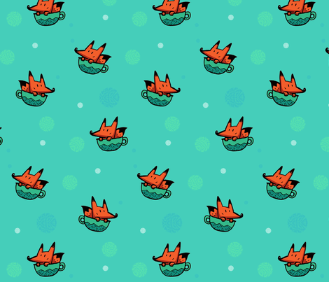 t_c fabric by sewdeadly on Spoonflower - custom fabric