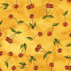 Cherries Gold