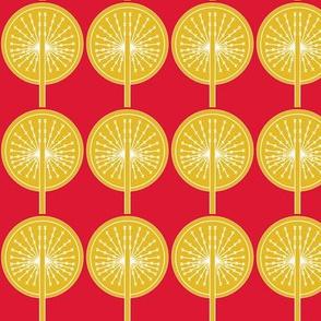 Dandelion Geometric