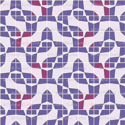 Plane Mosaic Tiles