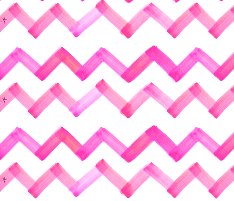 cestlaviv_pink18ultra fabric by cest_la_viv on Spoonflower - custom fabric