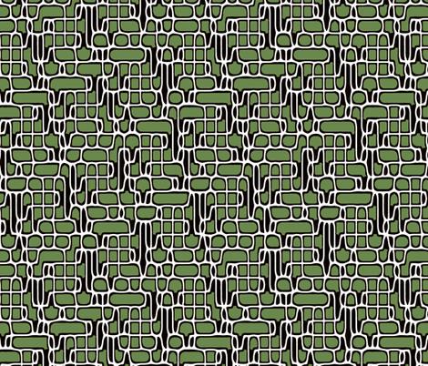 Cocodrillo fabric by ormolu on Spoonflower - custom fabric