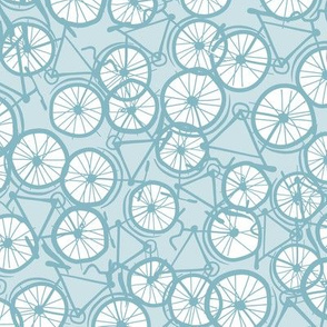 Baby Bicycle Iceblue
