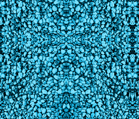 Blue Texture fabric by saltyoat on Spoonflower - custom fabric