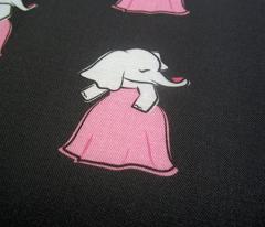 Elegant Elephant (gray)