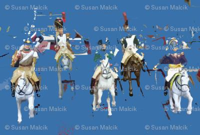 Deconstructed Horsemen