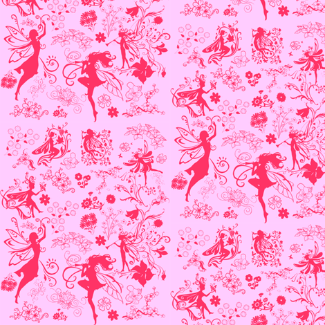 fairie dance fabric by krs_expressions on Spoonflower - custom fabric