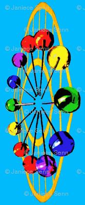 Flying Lollipops