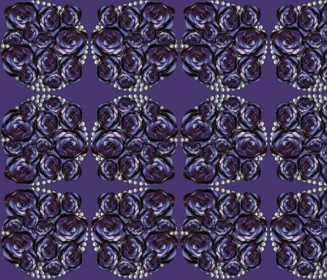 purplepearls fabric by kociara on Spoonflower - custom fabric