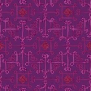 Twirl Purple