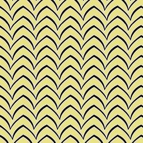 Flying Stripe - Lemon Tiger