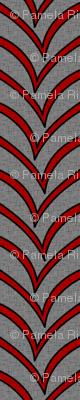 Flying Stripe - Flannel Linen