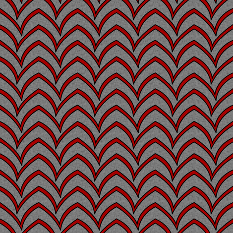 Flying Stripe - Flannel Linen  fabric by glimmericks on Spoonflower - custom fabric