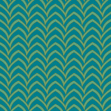 Flying Stripe - Pharoah fabric by glimmericks on Spoonflower - custom fabric