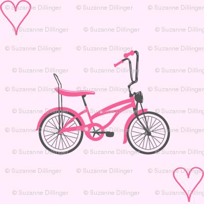 Pretty Pink Cruiser