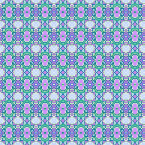 Flowers in Formation fabric by edsel2084 on Spoonflower - custom fabric